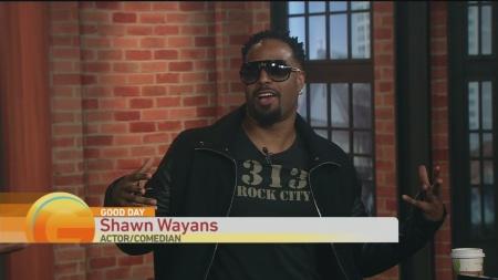 Shawn Wayans 1