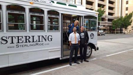Sterling Trolley 3