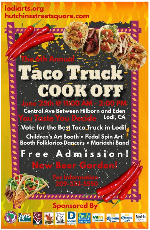 Taco truck Cook off 2