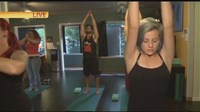 Teens yoga 1