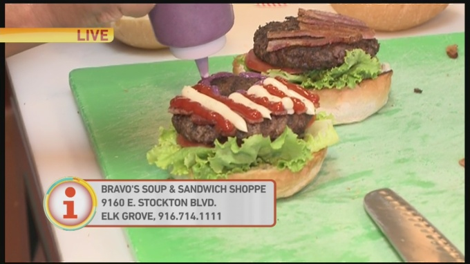Bravo burger 1
