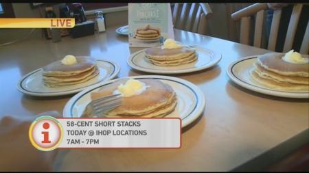 IHop Pancakes 1