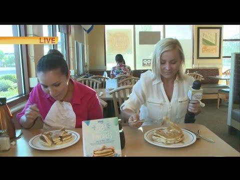IHop Pancakes 2