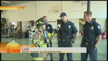 Lodi Fire 1