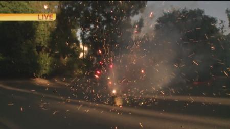 Low Budget Fireworks 1
