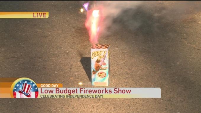 Low Budget Fireworks 2
