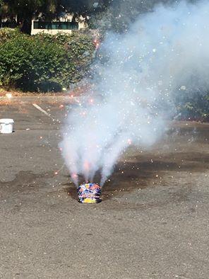 Low Budget Fireworks 7