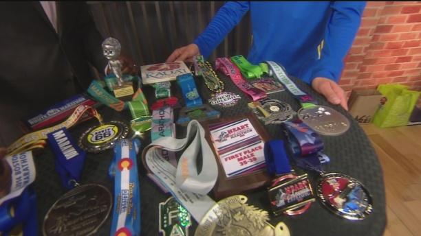 Marathon Runner 1