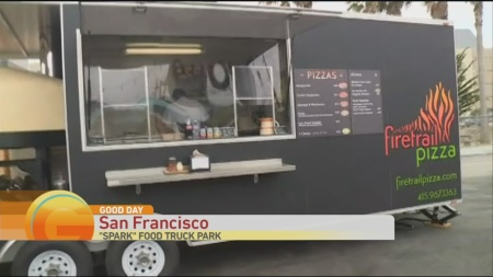 Spark food truck 1