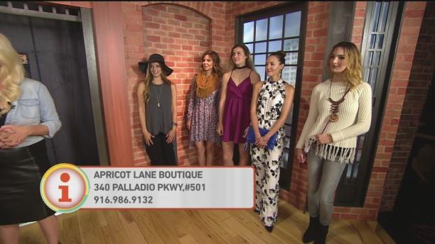 Apricot Fall Fashion 2