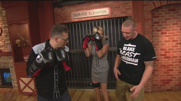Boxer Blake 1