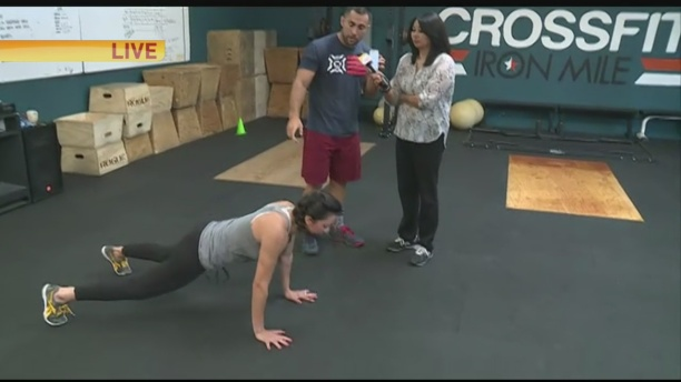 Crossfit Iron Mile Open House 1