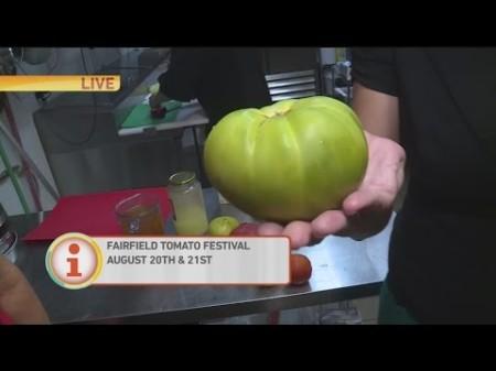 Fairfield tomato fest 1