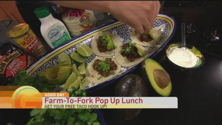 Farm to fork pop up 1