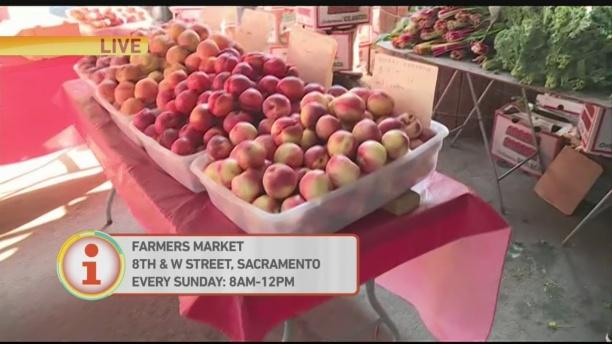 Farmers Market W Street 1