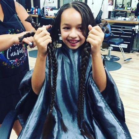 First Hair Cut 3