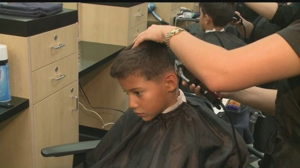 Free Haircut 1