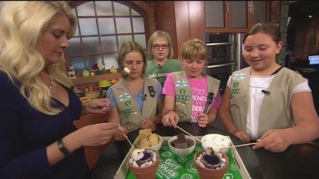 Girl Scout Smores 1