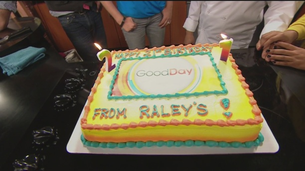 Good Day 21 Cake 1