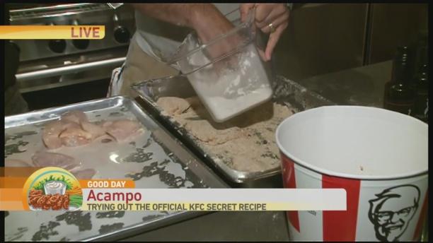 KFC Recipe 1