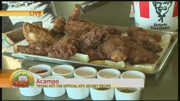 KFC Recipe 2
