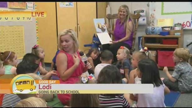 Kindergarten first day 2