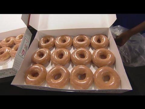 Krispy Kreme Donuts 1