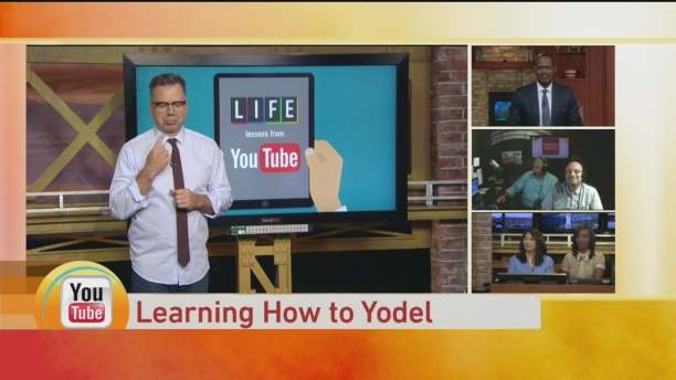 Learn how to Yodel 1