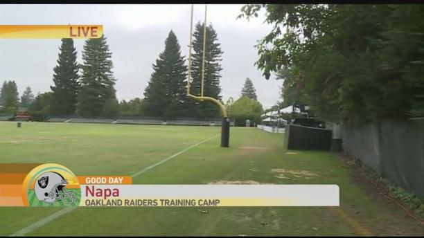 Raiders Camp 1