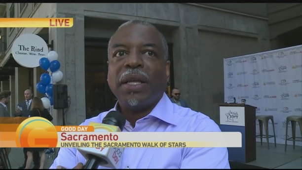 Sac Walk of Stars 1