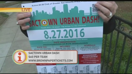Sactown Dash 1