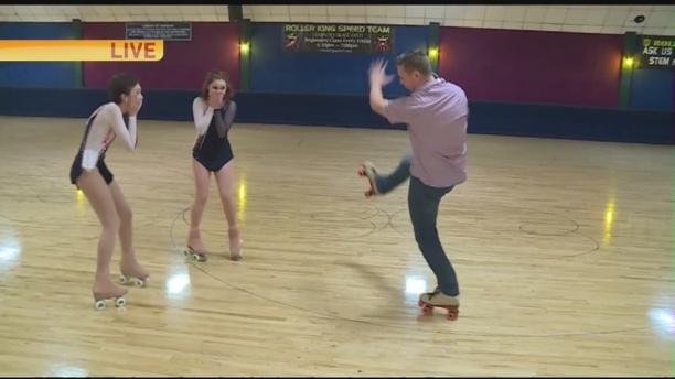 USA Roller Skate 2