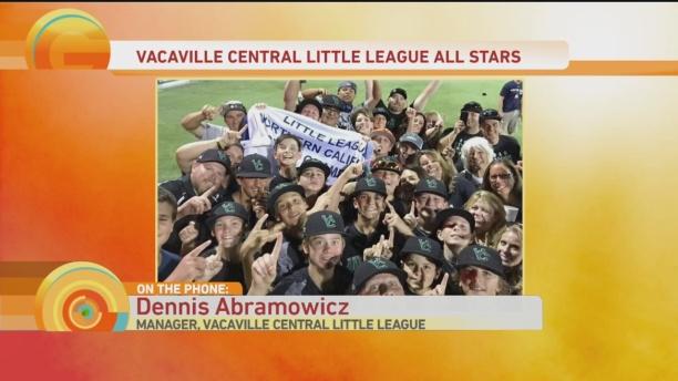 Vacaville little league