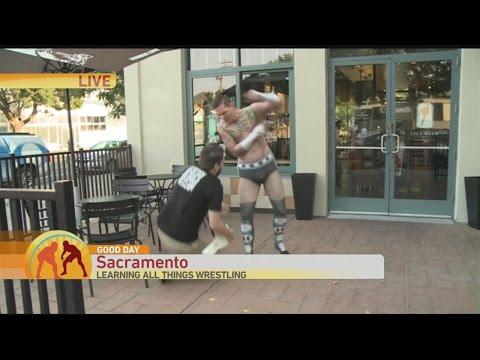 Wrestler Dave 1