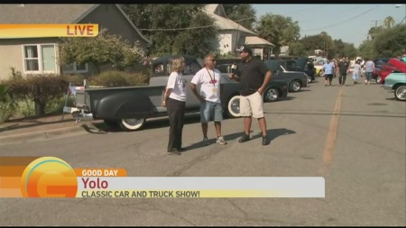 Yolo Car Show 1