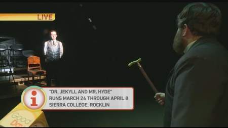 Dr Jekylly Mr Hyde 1
