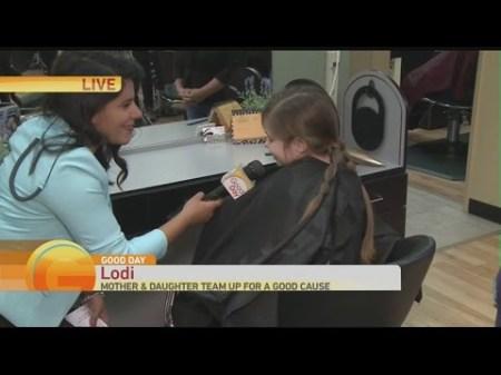 Hair Donation 1