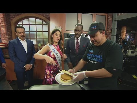 Miss California Pancake 1