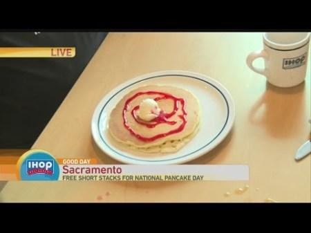 Pancake Day 1