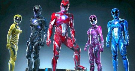 Power Rangers 1