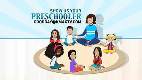 Preschooler 1