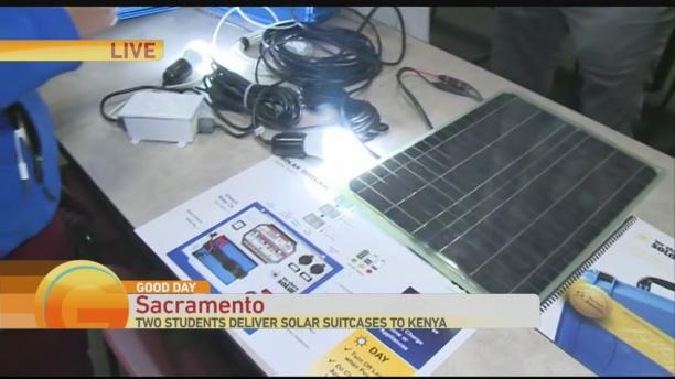 Solar Suitcase 1