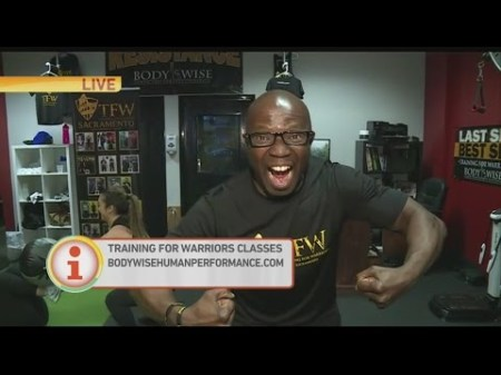 Training for warriors 1