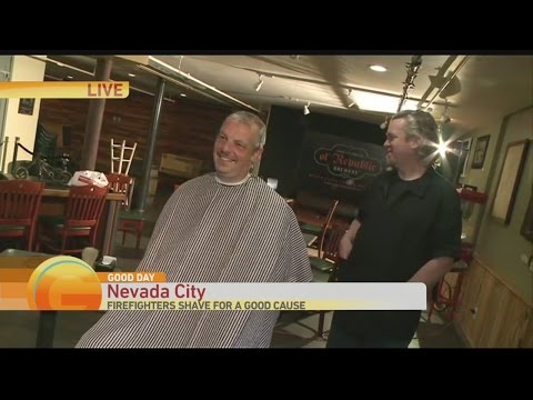 Brave the Shave 2