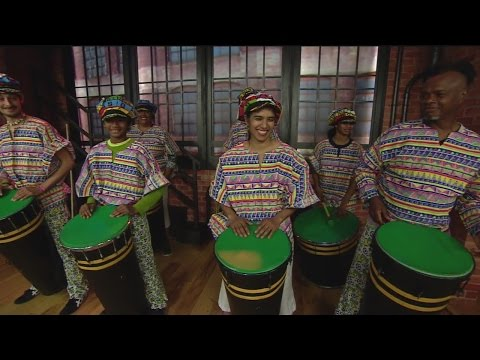 Brazilian Drums 1