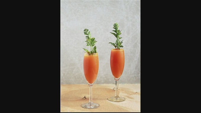 Carrot Mimosa 1