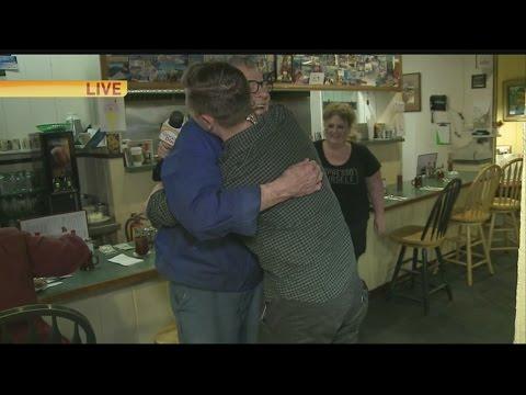 Dave Hugs 2