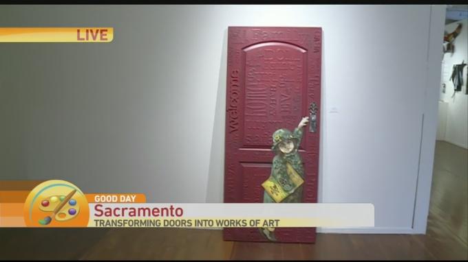 Door Art 1