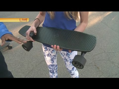 Electric Skateboard 1
