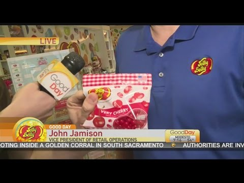 Jelly Belly Factory 1